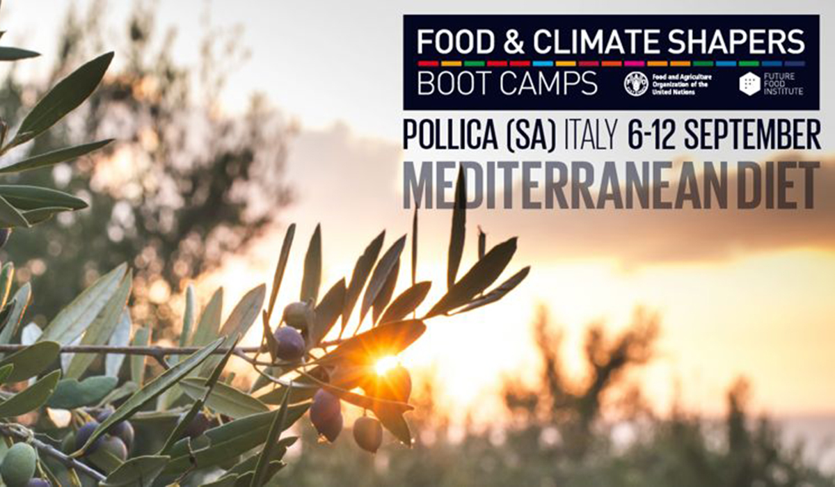 food climate camp