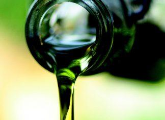 produzione di olio d'oliva