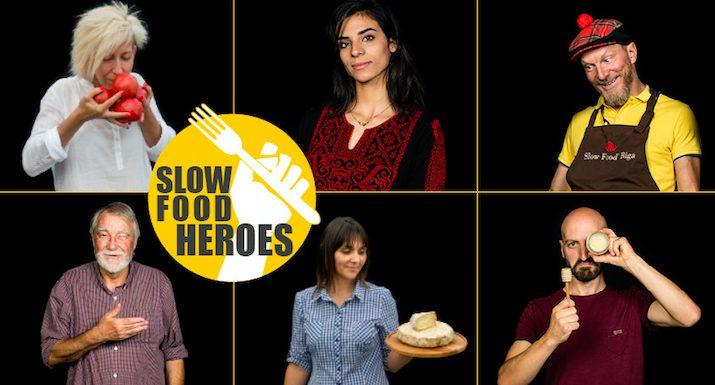 slowfood heroes
