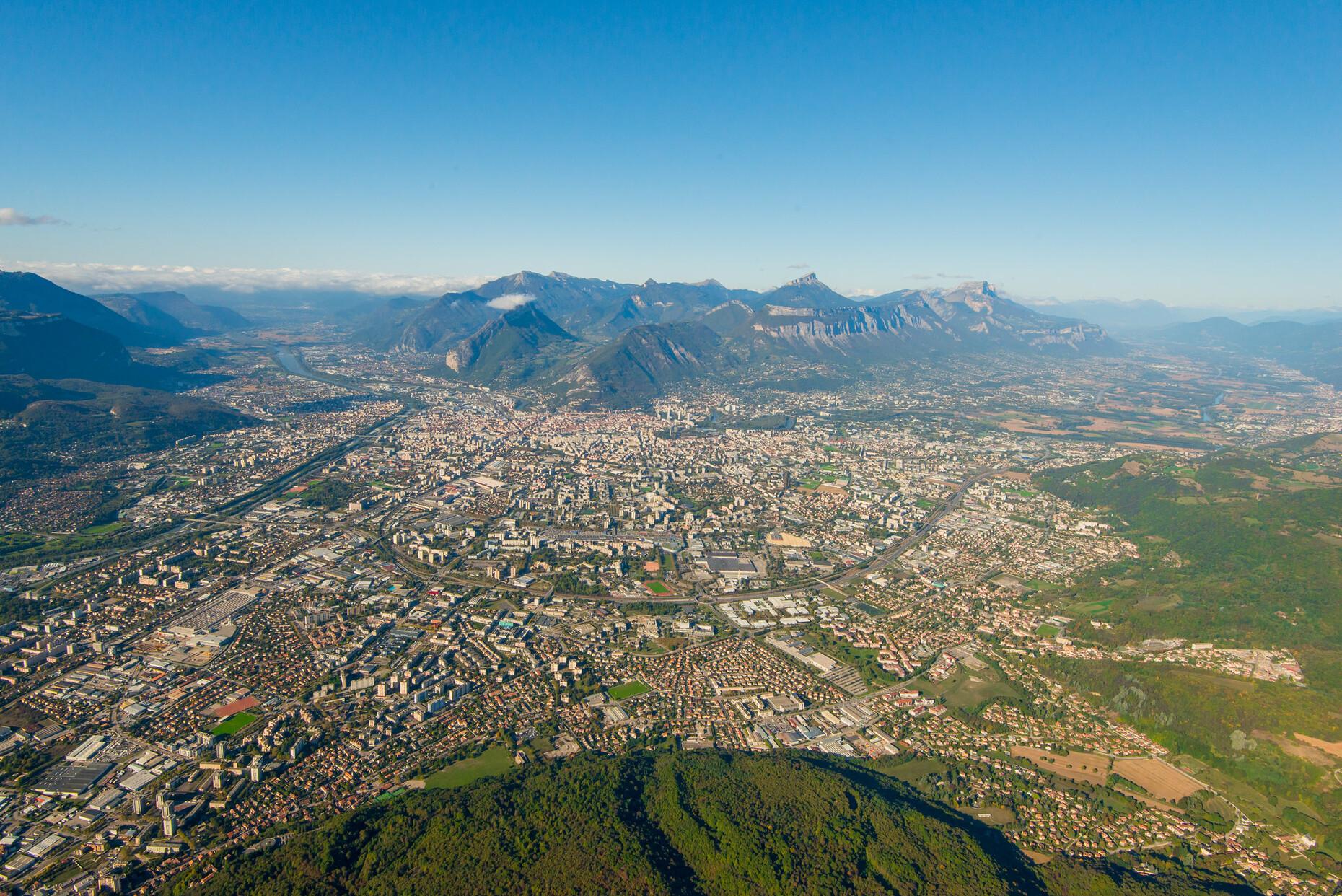 Grenoble European Green Capital 2022