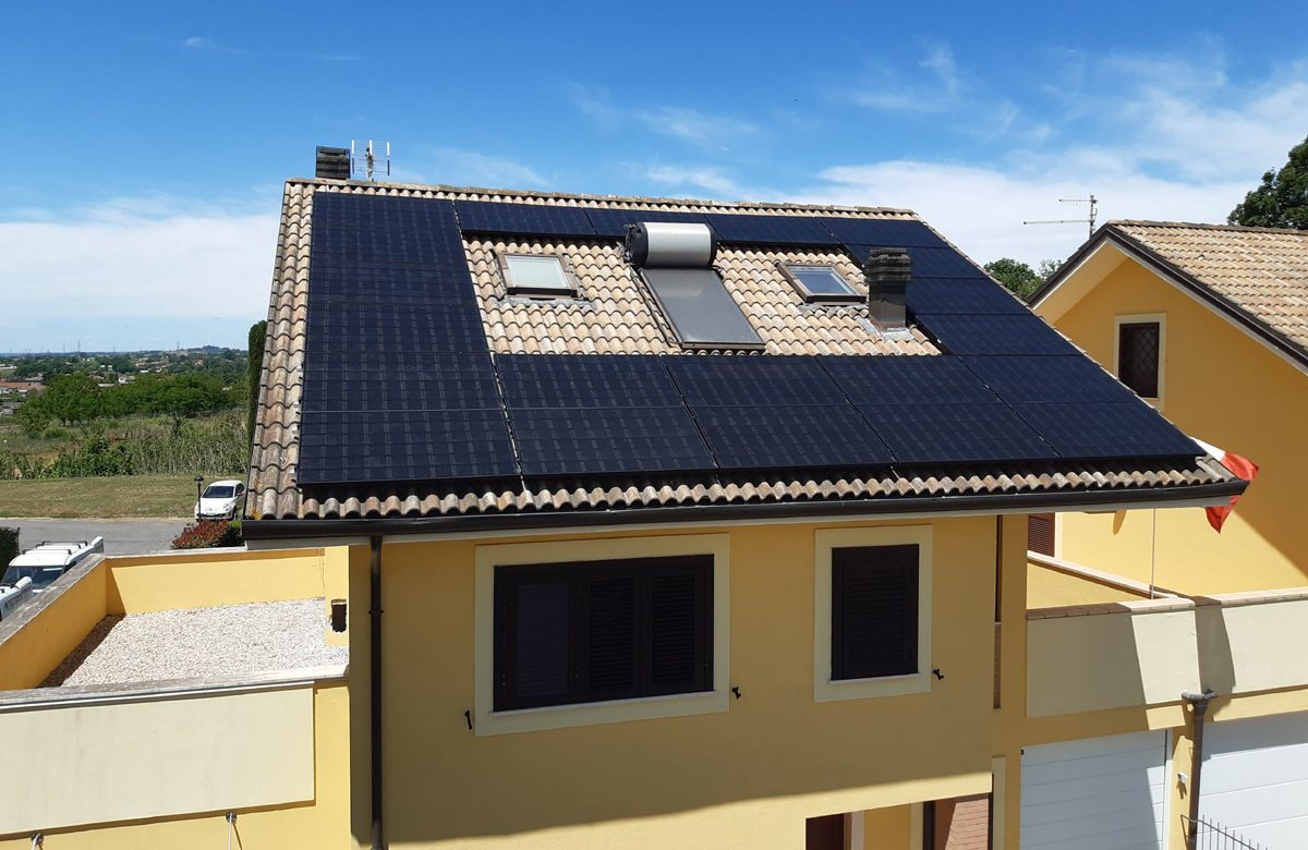 moduli fotovoltaici LG NeON 2
