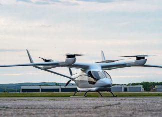 mobilità aerea urbana