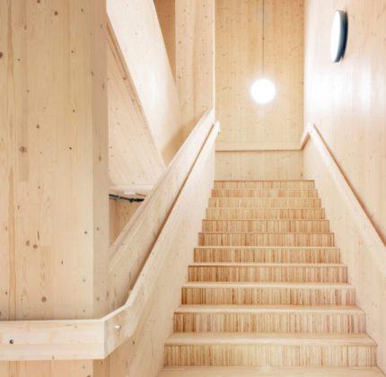 Il Grattacielo in legno Sara Kulturhus -credits White Arkitekter