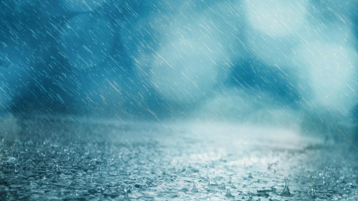 pioggia record