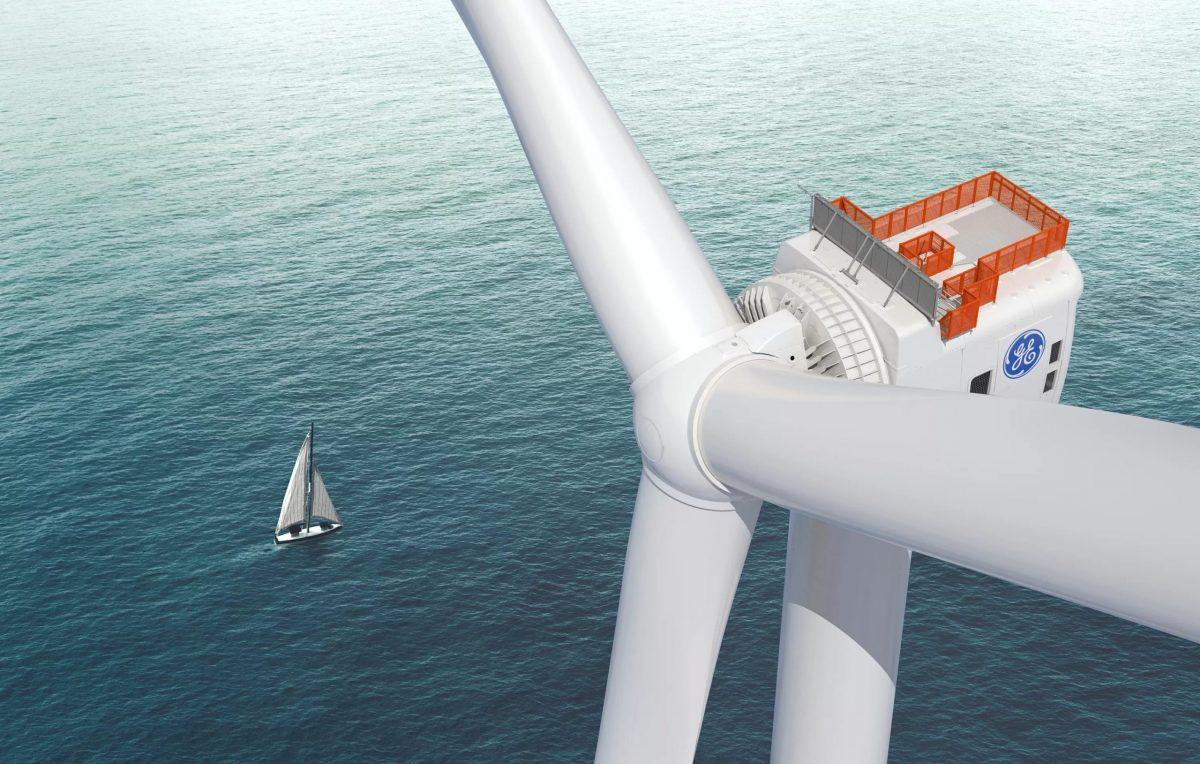 turbina eolica offshore